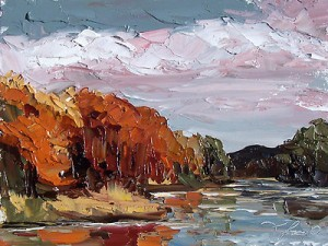 Landscapes Oil Paintings