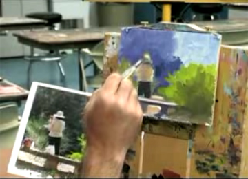 Learn oil painting painting techniques oil paintings for Learn to paint with oils for free