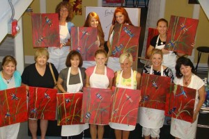 Painting Class Tampa